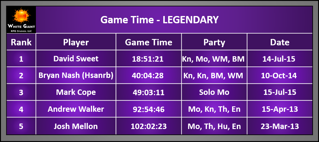 GameTime-Legendary